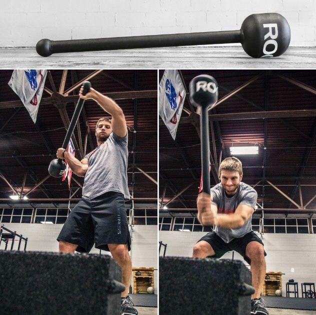 Rogue Fitness- Slater Slammer http://www.roguefitness.com/slater-slammer.php #fitness