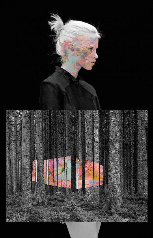 Sinead Leonard-collages