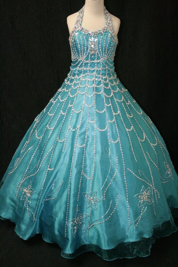 Winning Kid Pageant Dresses pictures For Little Kids