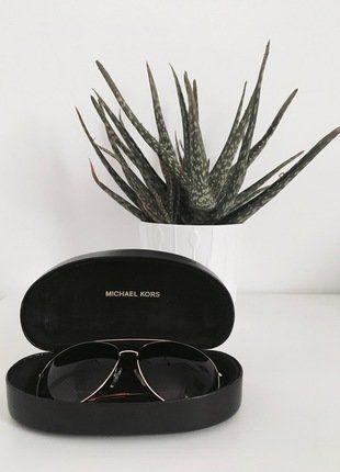 Kup mój przedmiot na #vintedpl http://www.vinted.pl/akcesoria/okulary-przeciwsloneczne/18179440-damskie-okulary-przeciwsloneczne-aviator-michael-kors