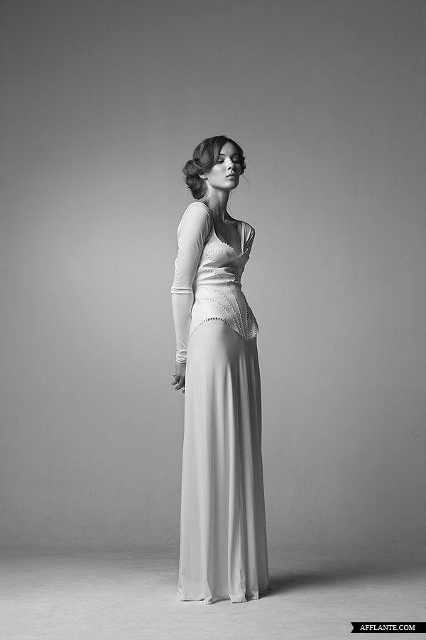 'White' Fashion Collection // Andrea Pojezdalova   Afflante.com