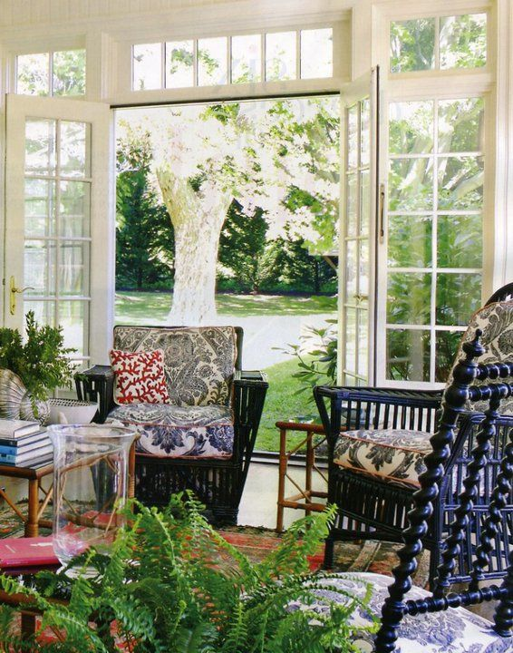1000  images about pretty porches and patios on pinterest ...