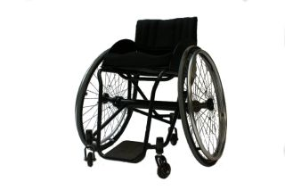 Colours Zephyr Sport Dans versie (Dans rolstoel Dance Wheelchair)
