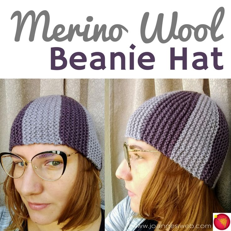 New video: The Garter Stitch Beanie Hat made with Merino Wool. An easy knitted project. Ihttps://www.youtube.com/watch?v=d1iAuuC_ANg&feature=youtu.be #Knitting #KnittedCap #KnittedBeanie #KnittingProjects