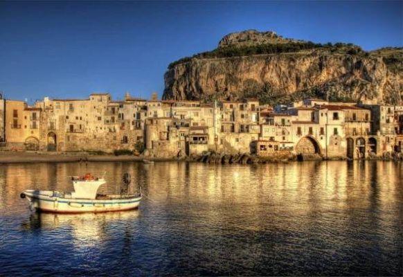 Sicílie 55+ Poznávací zájezd Krásy Sicílie