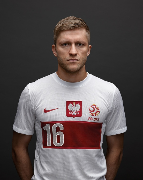 Polish soccer player