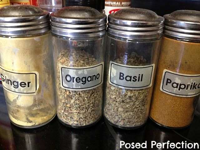 Posed Perfection: Knowing When to Toss Out the Old Spices