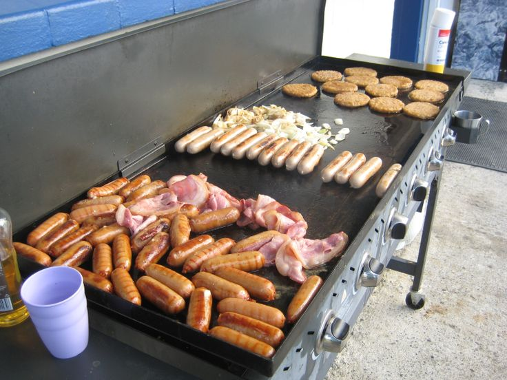 When staying at Waitangi Holiday Park the BBQ's can be used for two people or a group of thirty.