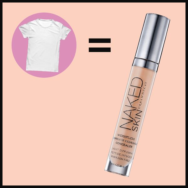 Capsule wardrobes are huge right now, and we're taking the curated approach to our makeup kit. Follow this guide to see what products, like the Urban Decay Naked Skin Concealer, should be in your makeup capsule collection.