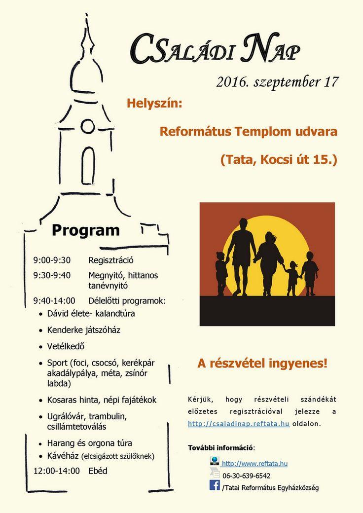 Tatai Református Gyülekezet - Gyülekezeti élet