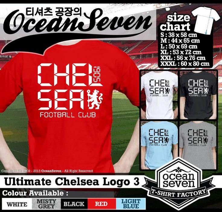 Kaos Bola Chelsea 1