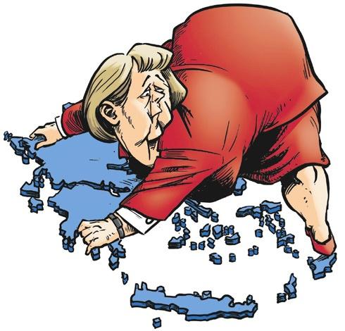 Hajo-Merkel-Europe-Unie