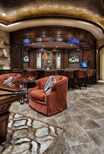 Go Big or Go Home Man Cave. This says for a man cave but I would like it for the family room. The hubs has 2 shops, each bigger than house, that he ca…