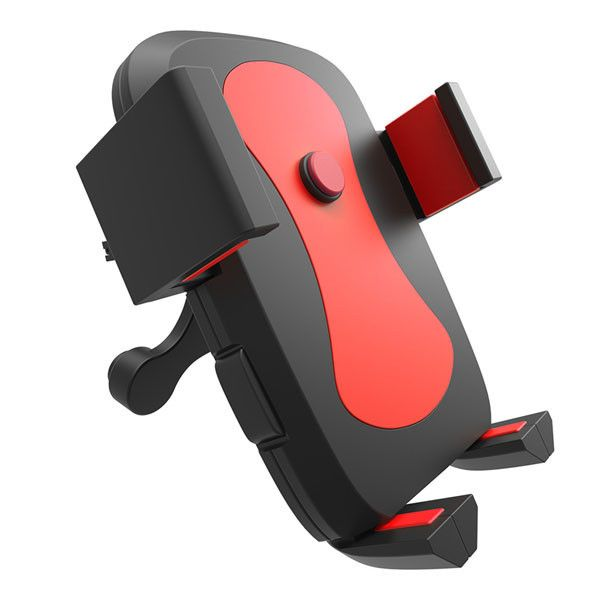High Quality Car Air Vent Phone Holder 360 Degree Rotate Bracket For iphone Samsung HTC Smartphone GPS Adjustable Stand Stents