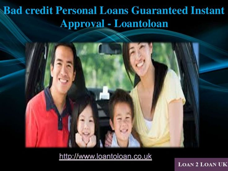 loantoloan UK financial companies provide bad redit personal loans with Guaranteed instant approval for tenants and home improvement,, credit cards , home purchase and car finance for people with a bad credit rating. Visit http://sfsfinance.co.uk