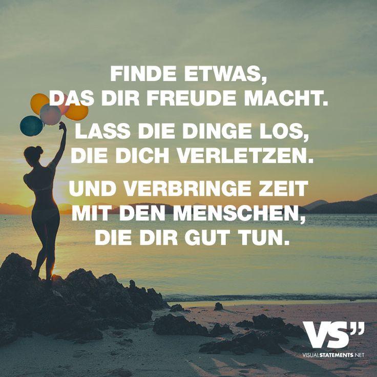 Pin auf Leben // VISUAL STATEMENTS®