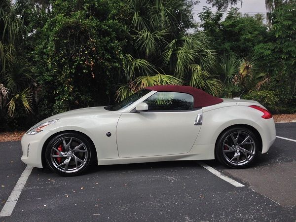 2014 Nissan 370Z Roadster THIS IS MY DREAM CAR