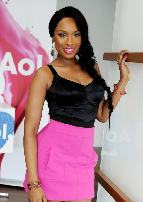 """Jennifer Hudson- Love alot of her music! """"think like a man"""" """"spotlight"""" """"if this isnt love"""" are my favourites ♥"""