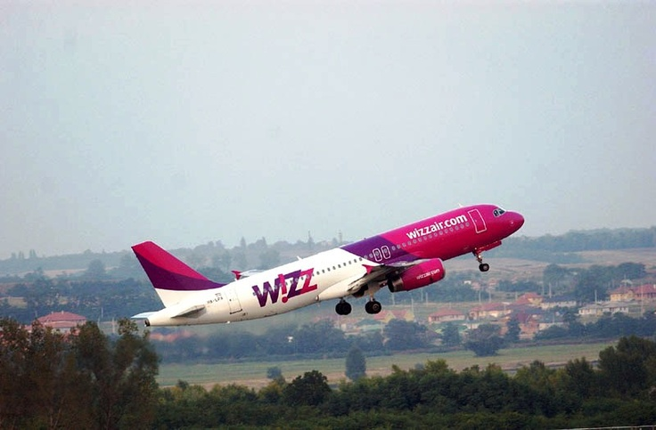 Established in 2003, budget WizzAir is based in Hungary.