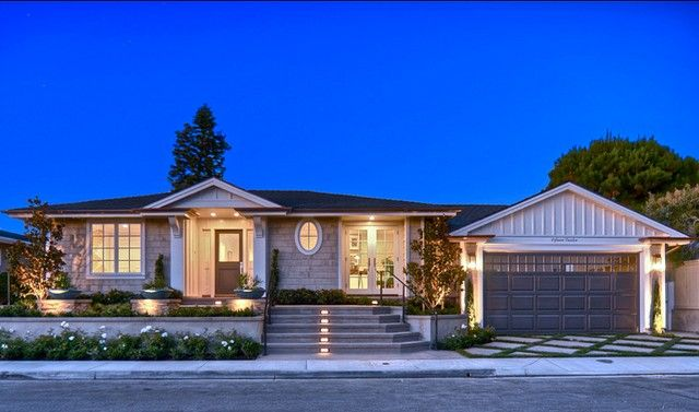 127 best bungalow images on pinterest exterior remodel for Ranch style dream homes