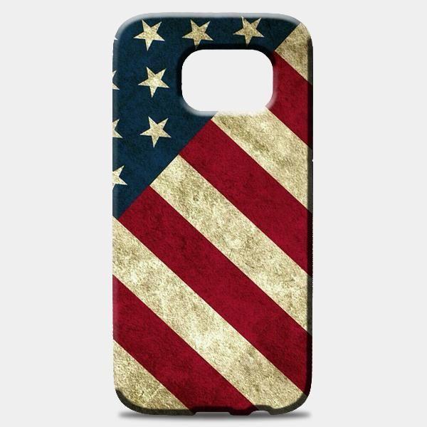 America Vintage Flag Samsung Galaxy Note 8 Case | casescraft
