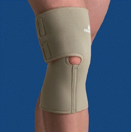 Thermoskins Arthritis Knee Wraps :: therapeutic knee support