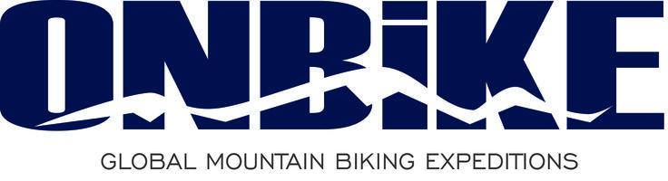 Logo designed for International mountain biking company.