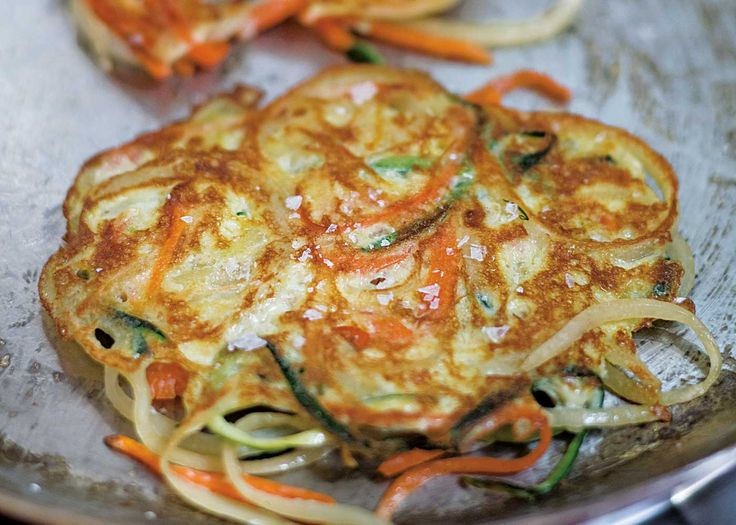 crispy vegetable fritters | if you are on the hunt for ways to get the people in your life to eat more veggies, look no further #vegetarian #recipe #foodwise