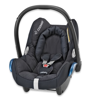 Bog standard Maxi-Cosi. Simply loved the practicality of this product! CabrioFix baby car seat - Maxi-Cosi
