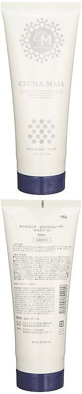 Hair Removal Creams and Sprays: Cecile Maia 7Oz -> BUY IT NOW ONLY: $67.73 on eBay!