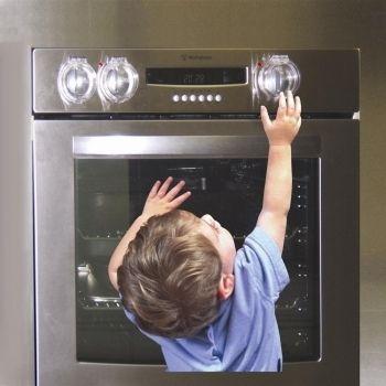 Καλύμματα για Κουμπιά Κουζίνας (4τμχ)