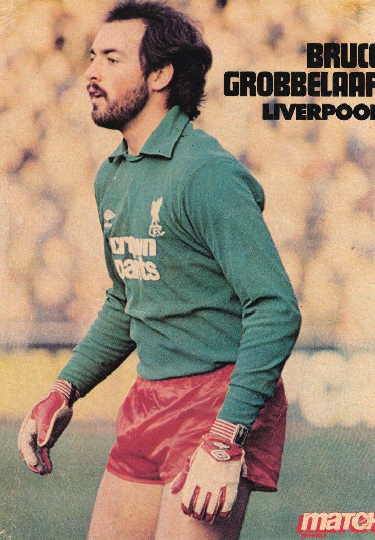 Bruce Grobbelaar Liverpool