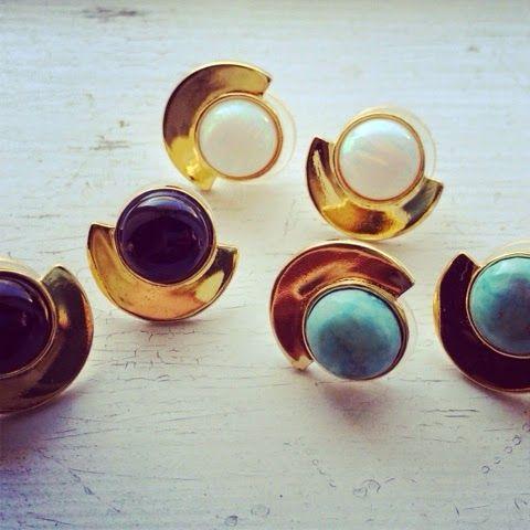 blog@fabCouture.com: ●女性らしさをもうひとつプラス☆【Lizzie Fortunato Jewels/リジーフォルトゥ ...