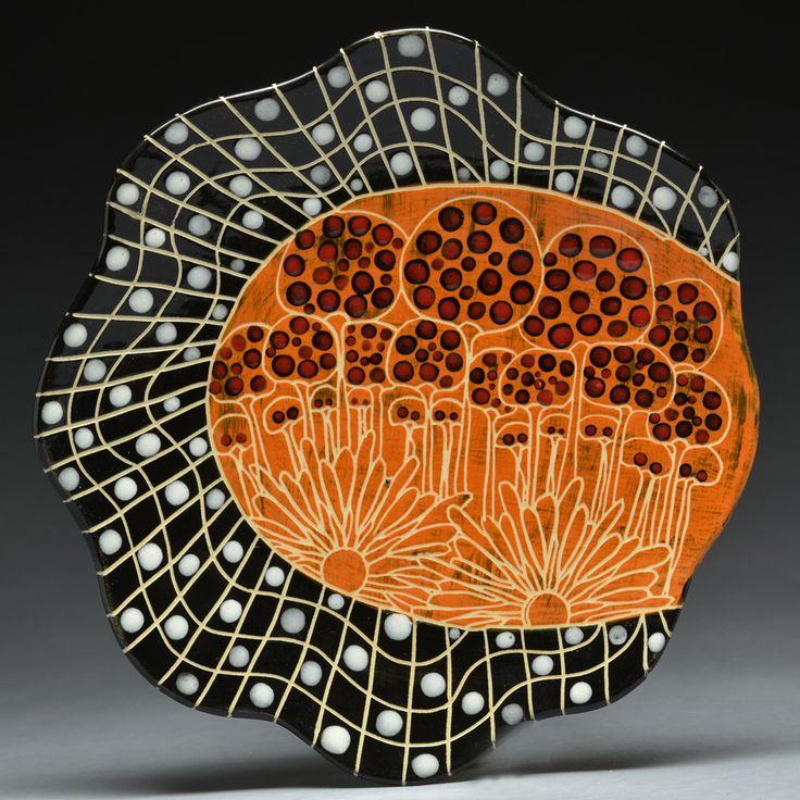 Marcy Neiditz Ceramic art. Such creative and fun work!