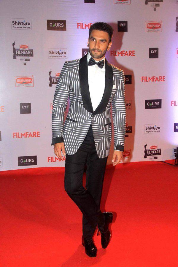 Ranveer Singh ♥ #FilmfareAwards