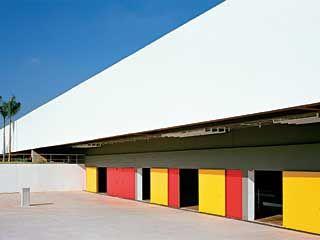 Paulo Mendes da Rocha: Museu-escola, Santo André, SP