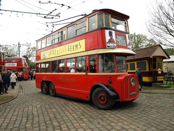 AEC 663 Trolleybus