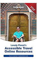 Lonely Planet Accessible Travel Online Resources - Free PDF!