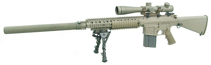 U.S. Army M110 SASS