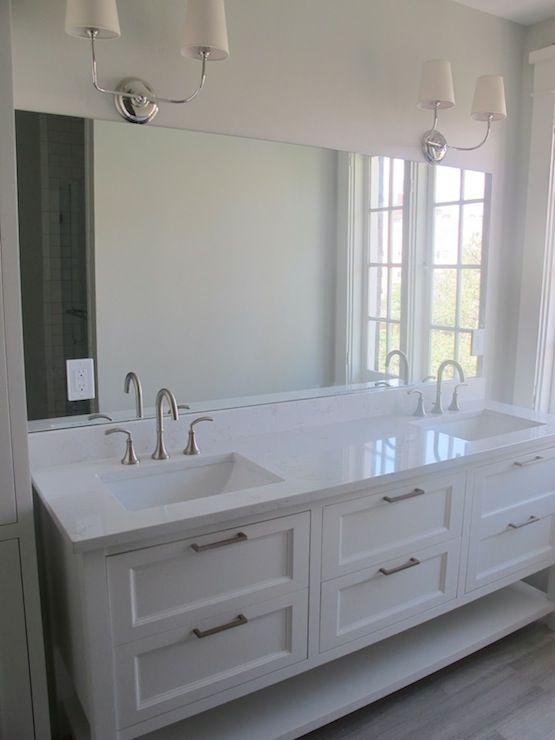 Best 25 White Bathroom Cabinets Ideas On Pinterest