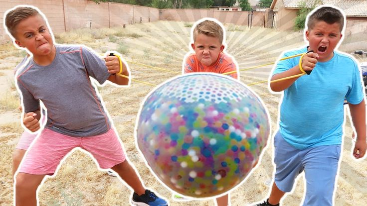 BEST GIANT Orbeez Water Balloon Experiment VS EPIC LAUNCH! What Happens?...