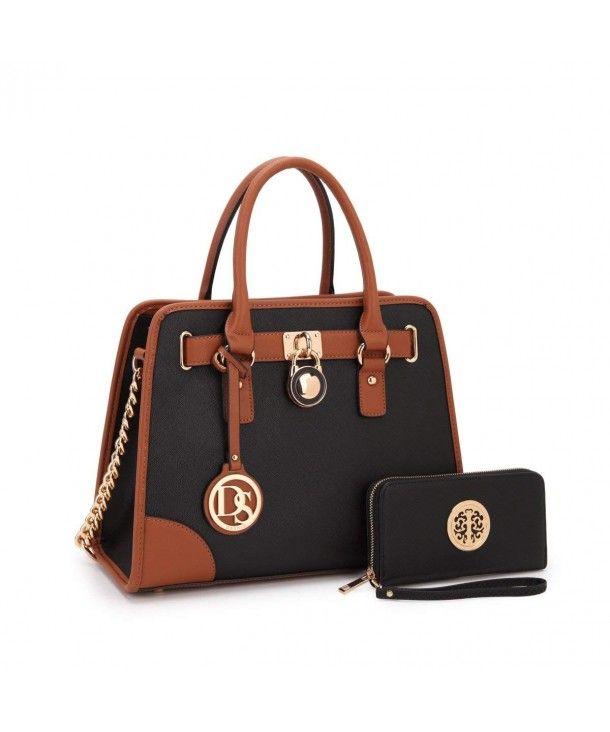 c3dc5484617 Collection collection Handbag Classic Purse Packlock 6892W Black ...