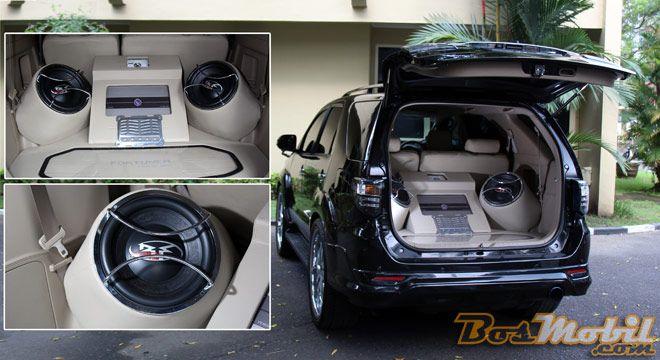 Toyota Fortuner Modifikasi #info #BosMobil