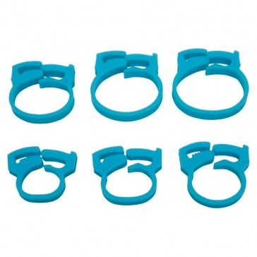 Wire Clamps 12 pack. Very cheap! $3.20 ex GST