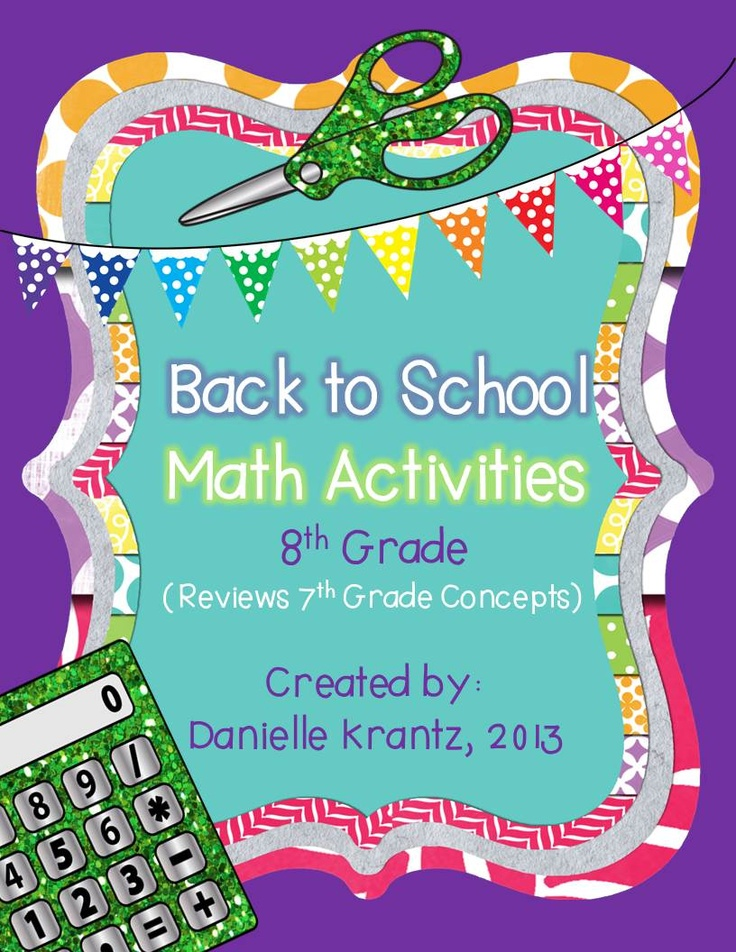 top 25 ideas about 8th grade math on pinterest math projects algebra and geometry formulas. Black Bedroom Furniture Sets. Home Design Ideas