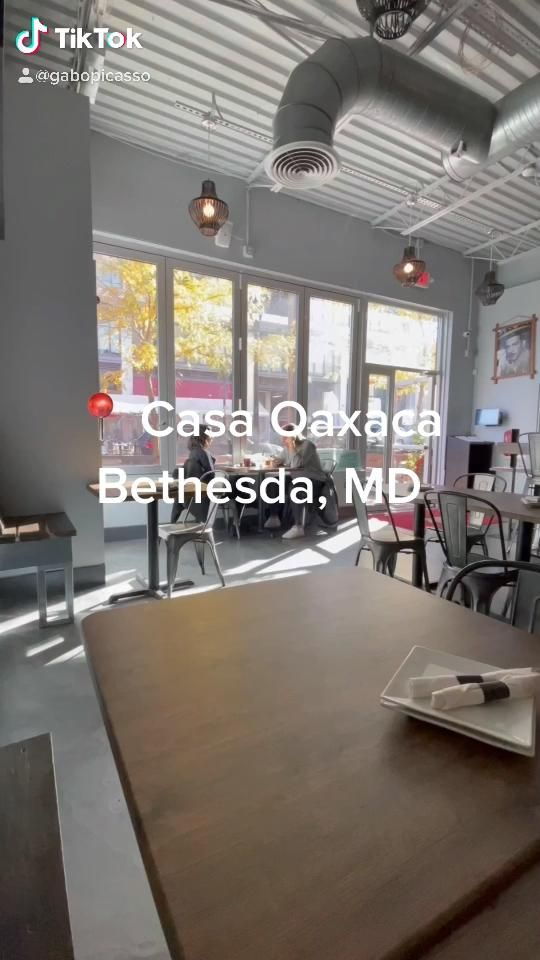 Video Casa Oaxaca Huajaca Restaurant Arsitektur Restoran Desain Restoran