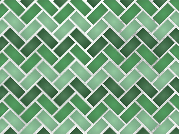 """Zig Zag Tiles by Royal Design Studio  The pattern of tiles in Italian palazzi and houses: """"alla spina"""""""