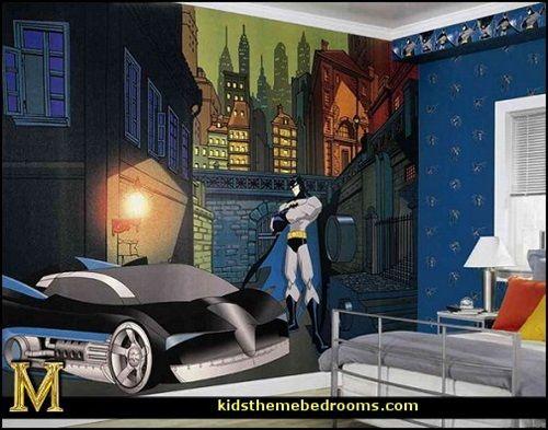 25 best ideas about superman bedroom on pinterest boys superhero bedroom superhero room and - Superman interior designs ...
