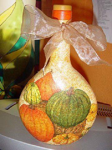 C mo decorar las botellas de vidrio excelente para mimar for Manualidades para decorar el hogar