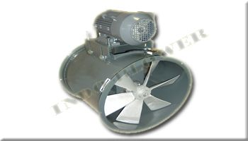 Indo Blower Axial Fan Pulley